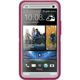 HTC One Otterbox Defender Series Case | Blushed