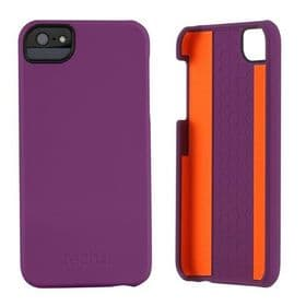iPhone 5 / 5S / SE Tech21 T21-1813 Impact Snap Case with D3O | Purple