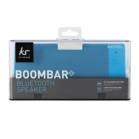 KitSound BoomBar+ Portable Wireless Speaker Hands-Free Call Function