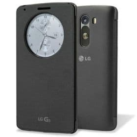 LG G3 Quick Circle Case Case | Black