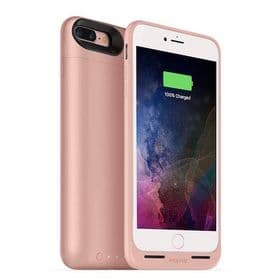Mophie iPhone 8 Plus / 7 Plus Juice Pack & Wireless Charging Base | Rose Gold
