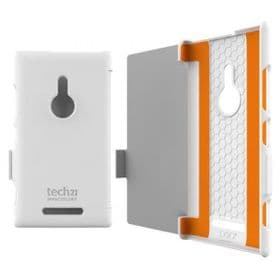 Nokia Lumia 925 Tech21 T21-3303 Impact Snap Case Cover with D3O | White
