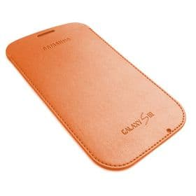 Samsung Galaxy S3 i9300 Genuine Leather Pouch