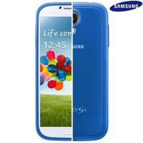Samsung Galaxy S4 Genuine Protective Cover | Light  Blue