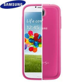 Samsung Galaxy S4 Genuine Protective Cover | Pink