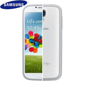Samsung Galaxy S4 Genuine Protective Cover | White