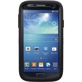 Samsung Galaxy S4 i9500 OtterBox Defender Case | Black
