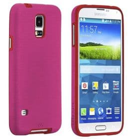Samsung Galaxy S5 CaseMate Tough Case | Pink