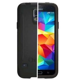 Samsung Galaxy S5 Otterbox Commuter |  Black