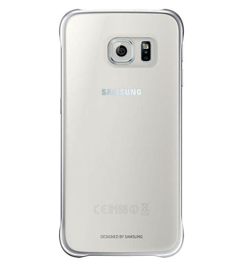 Samsung Galaxy S6 Clear Cover   buytec.co.uk