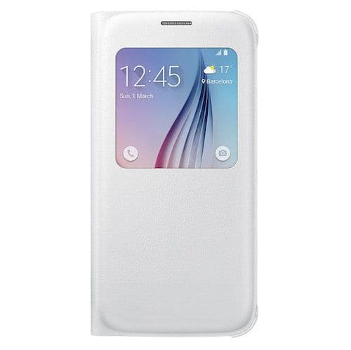 Samsung Galaxy S6 S View Cover   buytec.co.uk