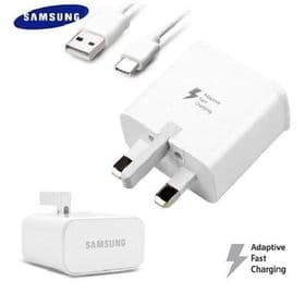 Samsung Galaxy S9 / S9+ Official Adaptive Fast Charger | White