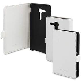 Sony Xperia SP Roxfit Book Case | White