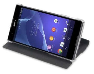 Sony Xperia Z2 Roxfit Book Case | Nero Black