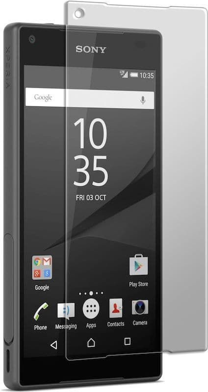 Sony Xperia Z5 Compact Tempered Glass   Biuytec.co.uk