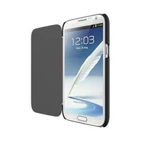 Tech21 Samsung Galaxy Note 2 N7100 Impact Snap Case with Cover | Grey