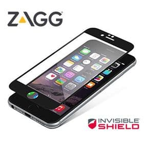 Zagg iPhone 6S / 6 InvisibleShield Glass Luxe | Black