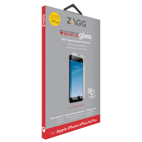 Zagg iPhone 8 PLUS / 7 PLUS  Invisible Shield Tempered Glass Screen Protector