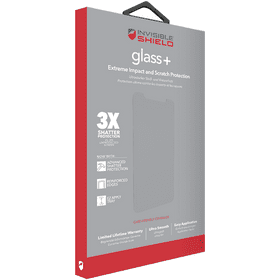 Zagg iPhone XR Glass+ InvisibleShield