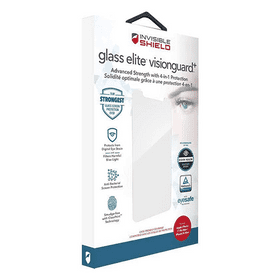 ZAGG iPhone XS Max  Glass Elite Visionguard+ Screen Protector