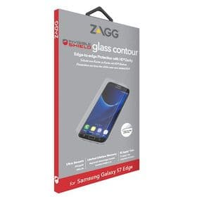 Zagg Samsung Galaxy S7 Edge InvisibleShield Glass Contour Screen Protection