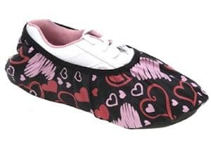 Blitz Hearts All Over Shoe Protectors