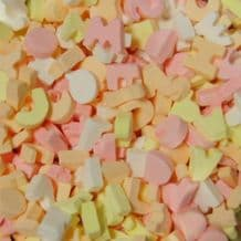 ABC Candy Letters Sweets 100g