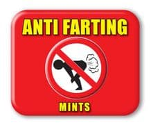 Anti-Farting Mints Gift Tin