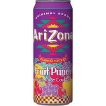 Arizona Fruit Punch Fruit Juice Cocktail