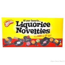 Barratt Liquorice Novelties Selection Box 270g