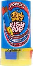 Bazooka Triple Power Push Pop