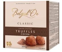 Belgid'Or Belgian Cocoa Dusted Truffles 200g