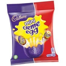 Cadbury Mini Creme Eggs 78g