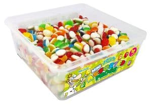 Candy Factory Mini Frogs Tub Of 800 (HALAL)