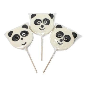 Candy Factory Panda Lolly