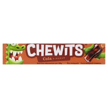 Chewits Cola Chewy Sweets
