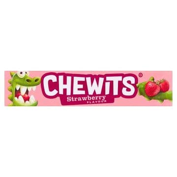 Chewits Strawberry Chewy Sweets