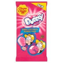Chupa Chup Bubbly Bubble Floss Gum 11g