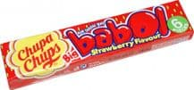 Chupa Chups Babol Strawberry Flavour Bubblegum