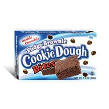 Double Chocolate Fudge Brownie Cookie Dough Bites  88g