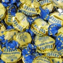 English Royal Cream Toffee 100g