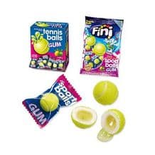 Fini Tennis Balls Liquid Filled Gum