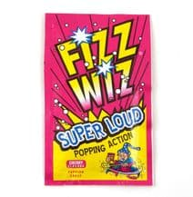Fizz Wiz Cherry Flavour Popping Candy