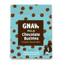 Gnaw  Milk Chocolate Buttons 150g