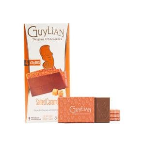 Guylian Salted Caramel Chocolate Bar 100g