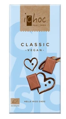 ichoc Vegan Milk Chocolate