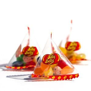 Jelly Belly Assorted Mix Pyramid Bag 10g