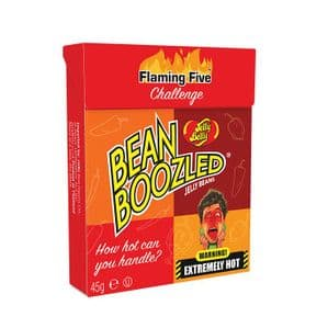Jelly Belly Bean Boozled Flaming Five