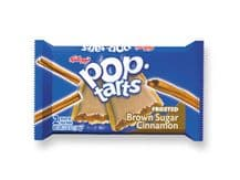 Kellogg's Pop Tarts Frosted Brown Sugar Cinnamon 2 Pack