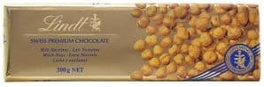 Lindt Hazelnut  Gold Bar 300g